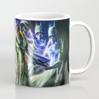 army Mugs featuring Golgalak Army by NeverSurrender