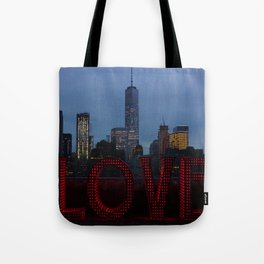 All you need is love, NYC Tote Bag