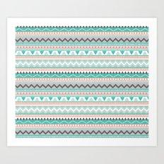 Pattern No. 3 Art Print