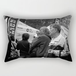 finances Rectangular Pillow