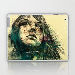 about tommorow Laptop & iPad Skin