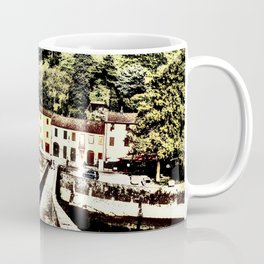 Ponte della Maddalena-Tuscany, Italy Coffee Mug