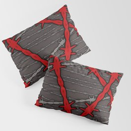 Barbed Pillow Sham