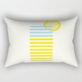 Ocean chilling Rectangular Pillow