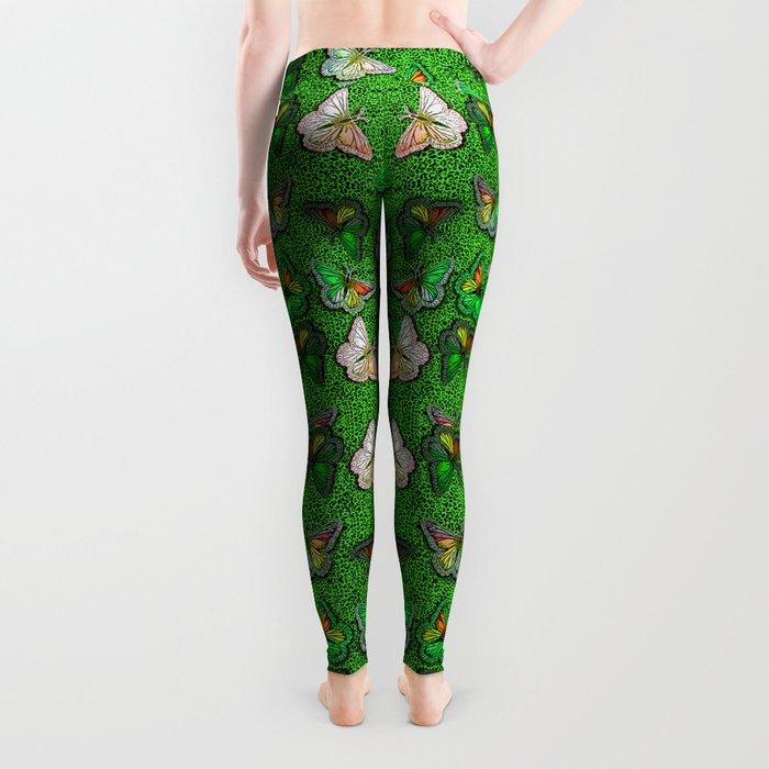 GreenButterflies Leggings