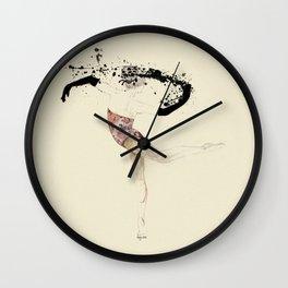 indepenDANCE #2 Wall Clock