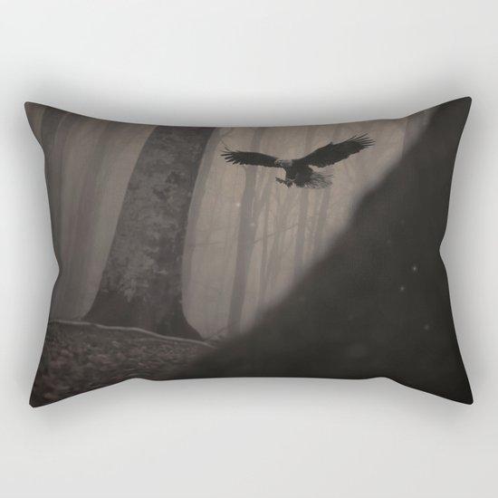Magic Eagle Rectangular Pillow