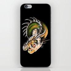 Armored Dragon iPhone & iPod Skin