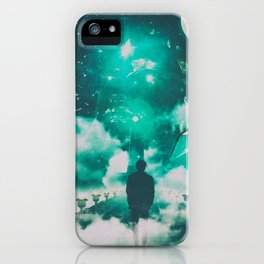 LIGHT OF HOPE #3 iPhone Case