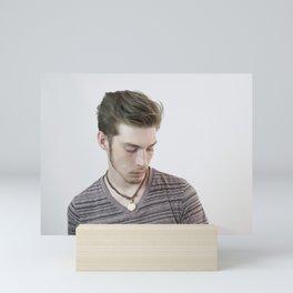 Isaac Portrait Mini Art Print