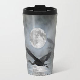 Heron Moon Travel Mug
