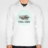 tool Hoodies featuring Tool User by ewig