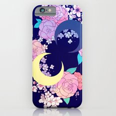 Floral Moon iPhone 6 Slim Case