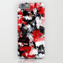 Smears iPhone Case