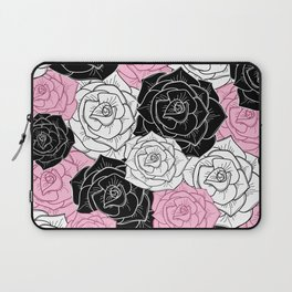 Modern Roses Laptop Sleeve