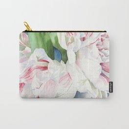 Amaryllis Carry-All Pouch