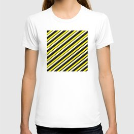 TEAM COLORS 1...double yellow,black and white. T-shirt