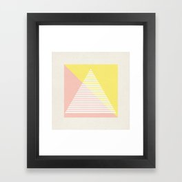 Opaque Framed Art Print