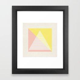 Opaque Framed Art Print