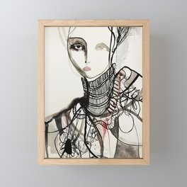 Elizabeth Framed Mini Art Print