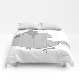 Había una vez un Hornerito - Once upon a time a Furnarius Comforters