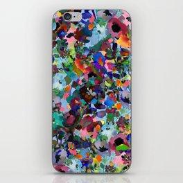 Wild and Wonderful Wildflowers iPhone Skin