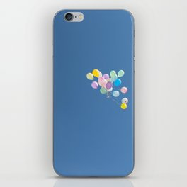 Let Go.  iPhone Skin