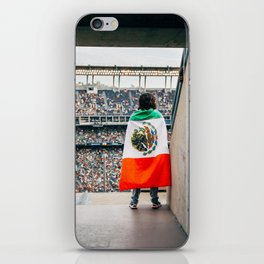 Mexican soccer iPhone Skin