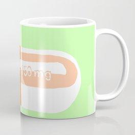 Thrill Pill Mint Coffee Mug