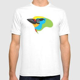 Black-browed Barbet T-shirt
