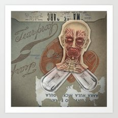 Tear Proof Art Print