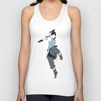 aang Tank Tops featuring Korra by JHTY