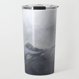 happy in the mountains Travel Mug