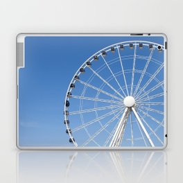 Seattle Great Wheel Laptop & iPad Skin