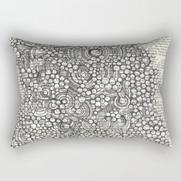 The Dot Portal Rectangular Pillow
