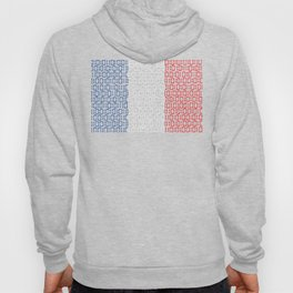 digital Flag (France) Hoody