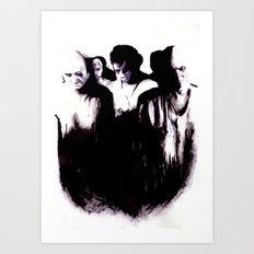 The Beyond Art Print