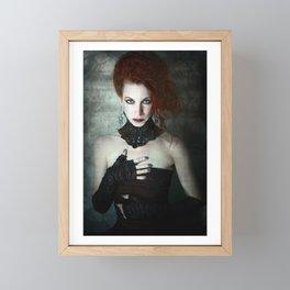 Gothic Noir Framed Mini Art Print