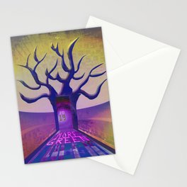 2019 More Green Stationery Cards
