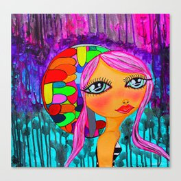 colores Canvas Print