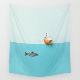 Smooth Sailing Wall Tapestry