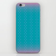Cherry Blossoms in Winter iPhone & iPod Skin