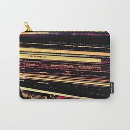 VINYL SET Carry-All Pouch