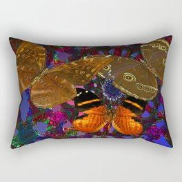 Color in a Colorful World Rectangular Pillow