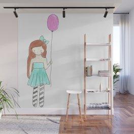 Charlie's Balloon Wall Mural