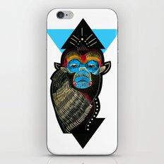 Color me Monkey iPhone & iPod Skin