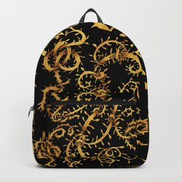 gold vine Backpack