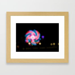Ferris Wheel 2 Framed Art Print