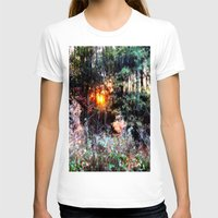 fairies T-shirts featuring Where Fairies Live by 2sweet4words Designs