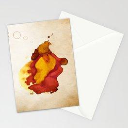 El mago Stationery Cards